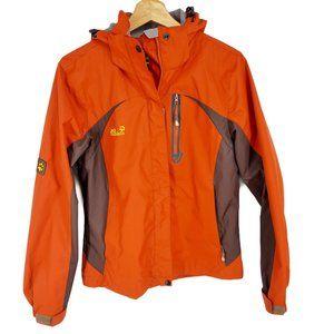 Jack Wolfskin Mens Hooded Long Sleeve Jacket Sz M